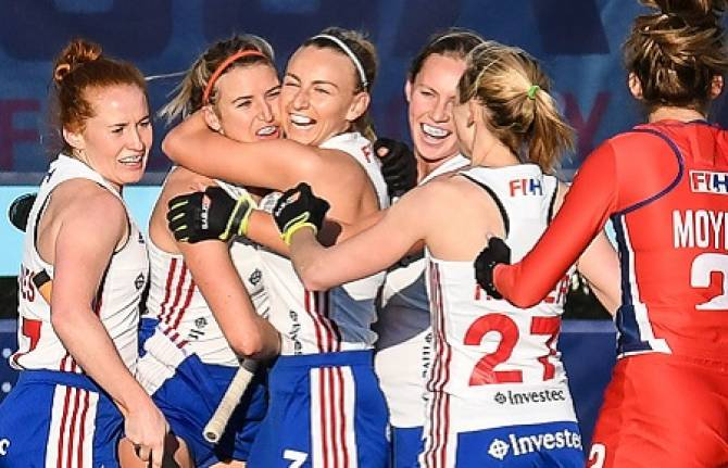 Women sport news - Great Britain's squads for this weekend's games with Argentina and Belgium have been announced.