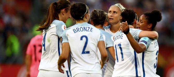 Women sport news - Hat-trick for Jodie Taylor as Lionesses sizzle in Euro opener