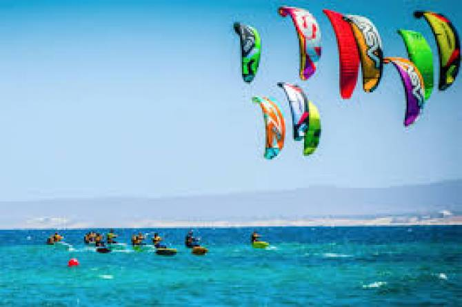 Women sport news - International Kiteboarding Association