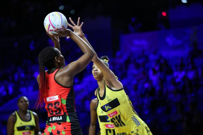 Women sport news - Jamaica finish in fifth as their World Cup comes to an end