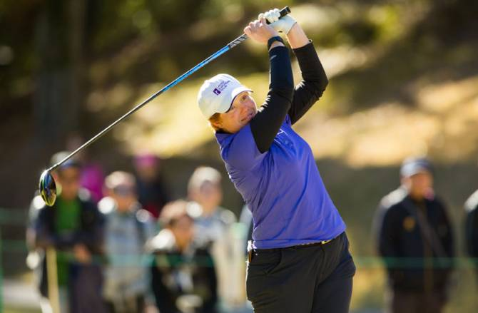 Women sport news - Johnson let's Star performer as Koreans surge ahead
