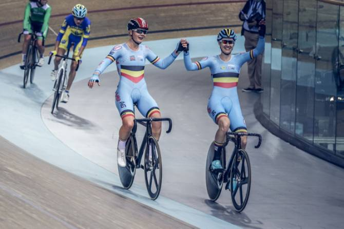 "Women sport news - Jolien D'hoore: ""Everyone Was Keen To Be Crowned As The First European Champion"""