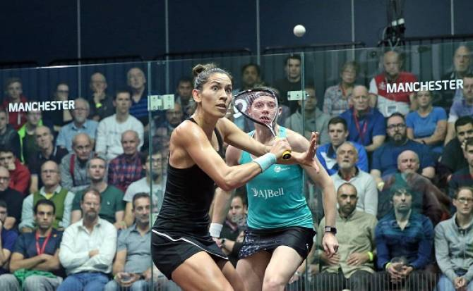 Women sport news - King and El Welily Condemn English Women to Worst Ever Performance at the PSA World Championships
