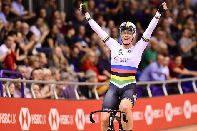 Women sport news - Kirsten Wild wins Women's Scratch Race Final in Berlin