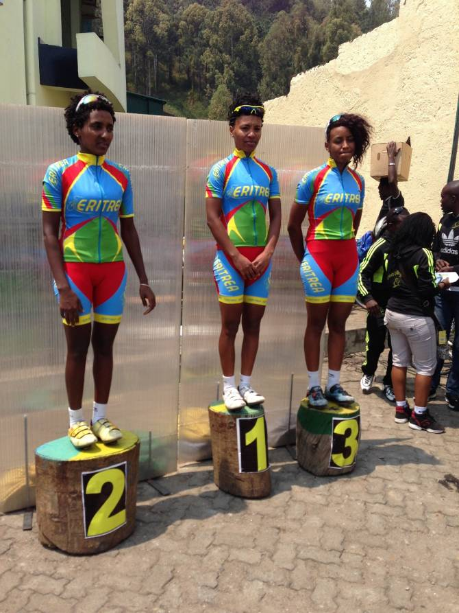 Women sport news - Launch of first all African women's professional cycling team for 2017 season