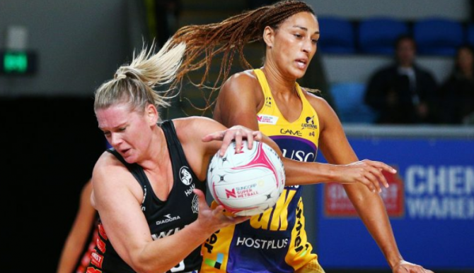 Women sport news - Lightning Claim First Win In Season 2