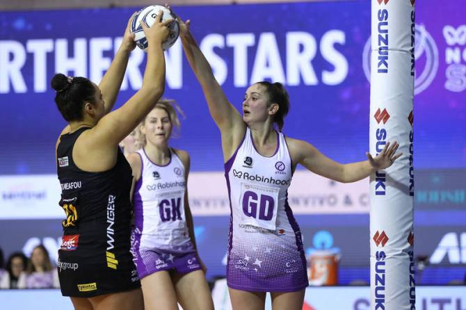 MAGIC AND STARS PLAY OUT FIRST EVER DRAW