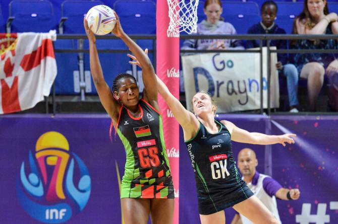 Women sport news - Malawi outlast Northern Ireland in stage 2 on Day 4