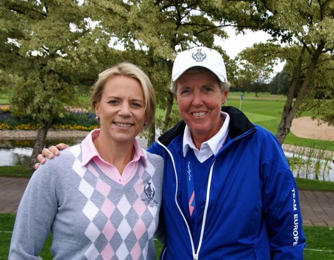 Women sport news - Marta Figueras-Dotti named Solheim Cup Vice-Captain