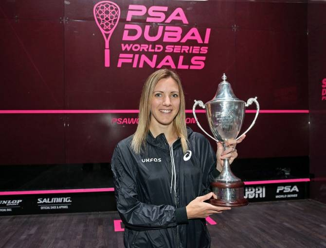 Women sport news - Massaro Captures World Series Final Title