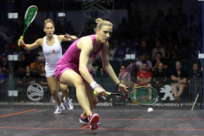 Women sport news - Massaro Fights Back From Game Down to Advance in Women's World Championship