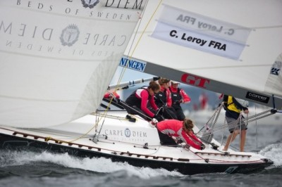 Women sport news -  12 teams to race in Women's Match Race Golfe du Morbihan
