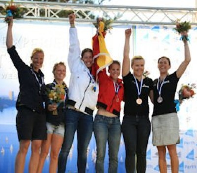 Women sport news -  2011 Worlds Conclude with Medals to Spain, Great Britain and New Zealand