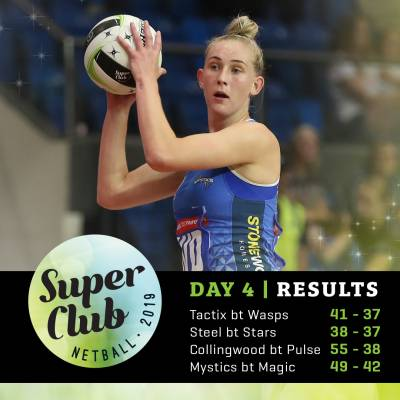 Women sport news - 2019 SUPER CLUB | MYSTICS AND COLLINGWOOD TO MEET IN GRAND FINAL