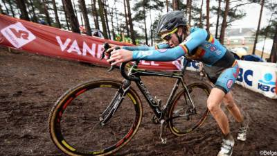 Women sport news - Belgian rider hit with six-year ban for using engine