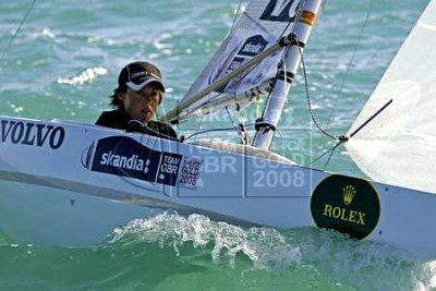Women sport news -  ISAF Sailing World Cup event in Hyeres