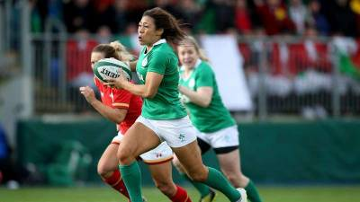 Women sport news - One Change For Ireland Women's Team
