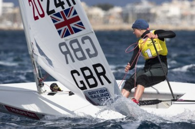 Women sport news -  Seventh heaven for British sailors in Palma
