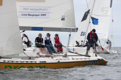 Women sport news -  Third consecutive Lysekil victory for Ulrikkeholm - but first WIMR Series trophy goes to finale opponent Lucy Macgregor