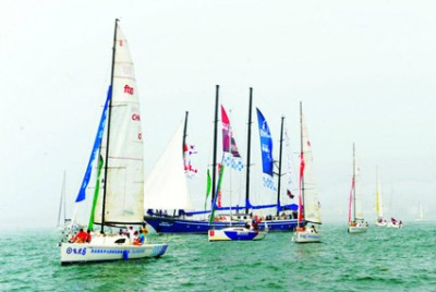 Women sport news -  	World Champions To Charge At ISAF Sailing World Cup Qingdao