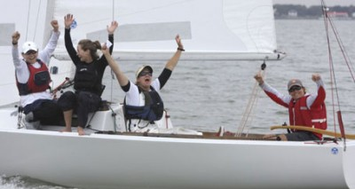 Women sport news - 2011 Trofeo SAR Princesa Sofia MAPFRE - Women's Match Racing - Final