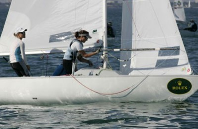 Women sport news - 2011 Trofeo SAR Princesa Sofia MAPFRE - Women's Match Racing Day Five