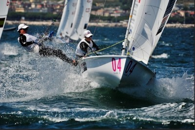 Women sport news - 2013 470 EUROPEAN CHAMPIONSHIPS KICK OFF IN STYLE WITH PERFECT CONDITIONS