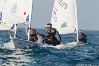 Women sport news - 2014 470  WOMEN WORLD CHAMPIONSHIPS - 470 CLASS RACE DAY 4 REPORT