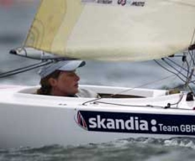 Women sport news - 2.4mR, SKUD and Radial sailors make solid start to French World Cup