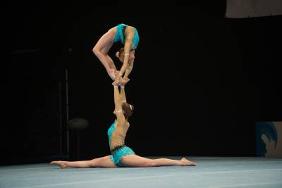 Women sport news - Acrobatic British Championships Finals Day