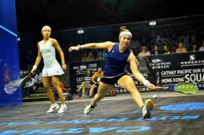 Women sport news - Amanda Sobhy Ready For US Open Challenge