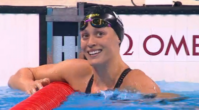Women sport news - America's Sophie Pascoe wins the 100m Butterfly S10