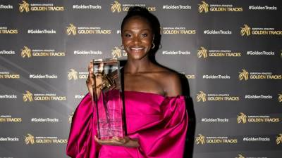 Women sport news - Asher-Smith crowned European Athlete of the Year in Lausanne