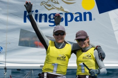 Women sport news - Beautiful Ending To A Perfect Week At ISAF Sailing World Cup Hyères