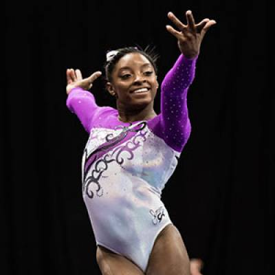 Women sport news - Biles rockets to top of the standings after night one of the P&G Championships