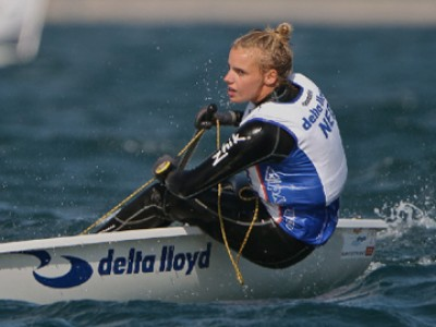 Women sport news - Bouwmeester Shines On Shifty Wind Day
