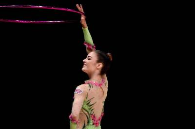 Women sport news - British rhythmic champion Laura Halford tells us what you can expect at the Championship Series