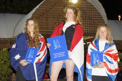 Women sport news - Bronze for GBR sailor at Radial Youth Worlds