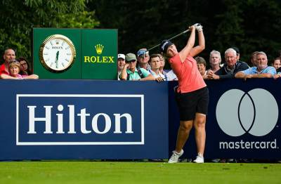 Women sport news - BUHAI THREE CLEAR AT HALFWAY IN AIG WOMEN'S BRITISH OPEN