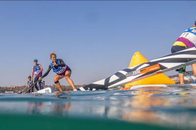Women sport news - Canoe federation thrilled with response to record-breaking world titles