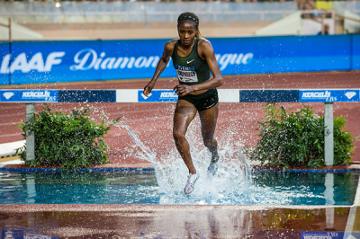 Women sport news - CHEPKOECH SET SIGHTS ON NEXT TARGET