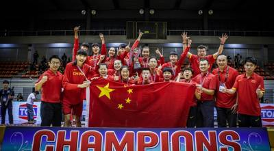 Women sport news - China secure fourth consecutive U18 title