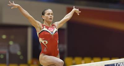 Women sport news - Chusovitina speaks after she finished fourth in women's vault final