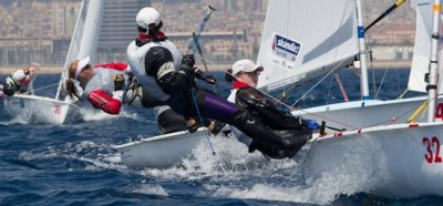 Women sport news - Day 3 at the 2012 470 Sailing championships