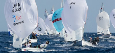 Women sport news - Day 4 at the 470 World Sailing Championships