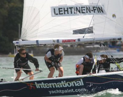 Women sport news - Do Or Die For Women's Match Racers