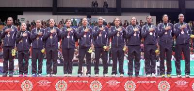 Women sport news - Dominican Republic claim fourth consecutive gold medals