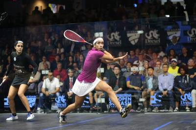 Women sport news - Gohar and El Tayeb Seeded to Meet in Carol Weymuller Final