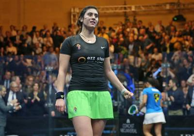 Women sport news - El Sherbini Books Place at PSA World Tour Finals