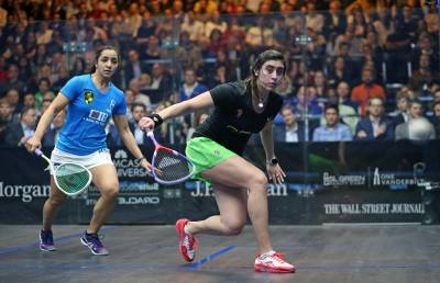 Women sport news - El Sherbini Set to Return to 'City that Never Sleeps' for J.P. Tournament of Champions